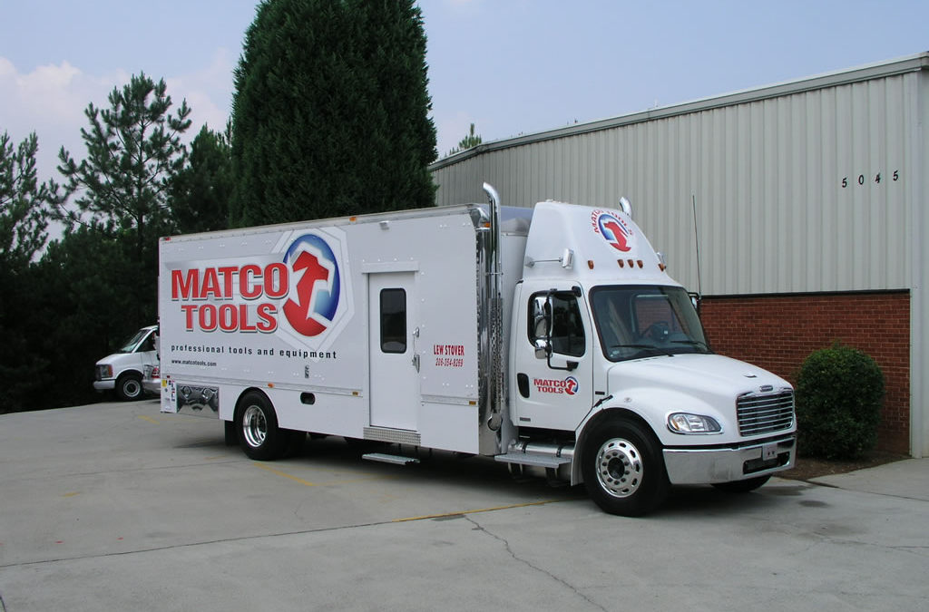 24′ Freightliner M2 – Matco Tools, Stover