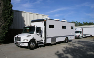 24′ Freightliner M2 – Mobile Drug Testing Vehicle