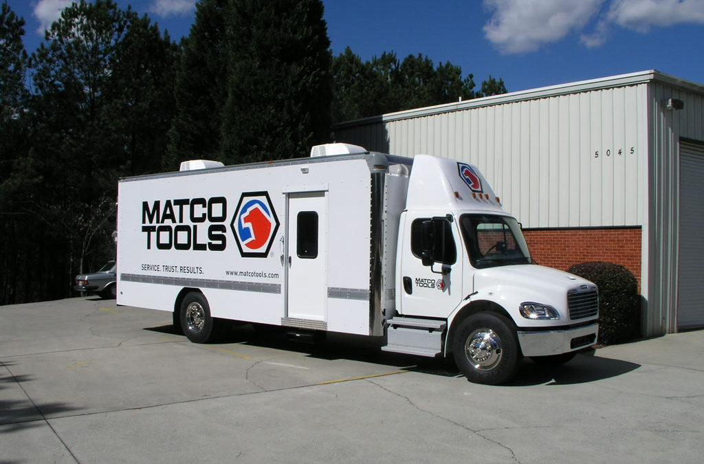 24′ Freightliner M2 – Matco Tools, San Diego