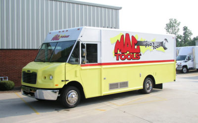 18′ Freightliner MT45 – Mac Tools