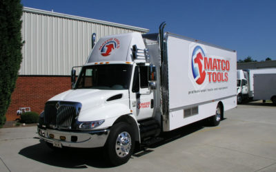 24′ International 4300 – Matco Tools, Freund