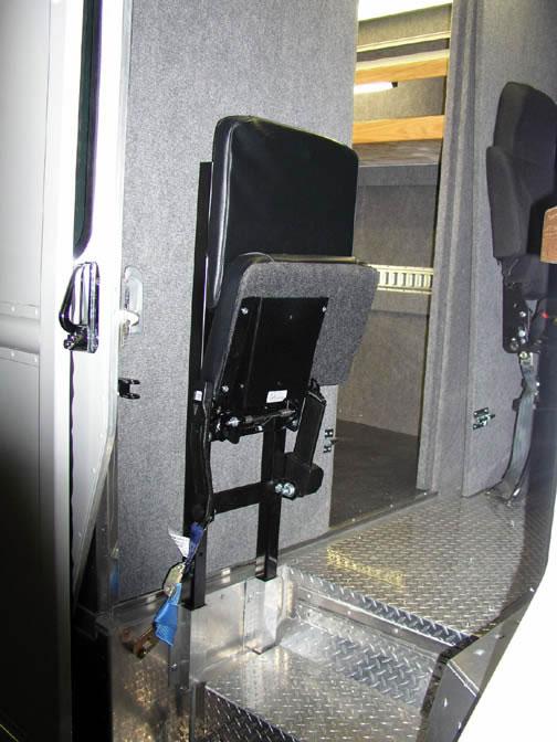 Jump Seats American Custom Design Vehicles