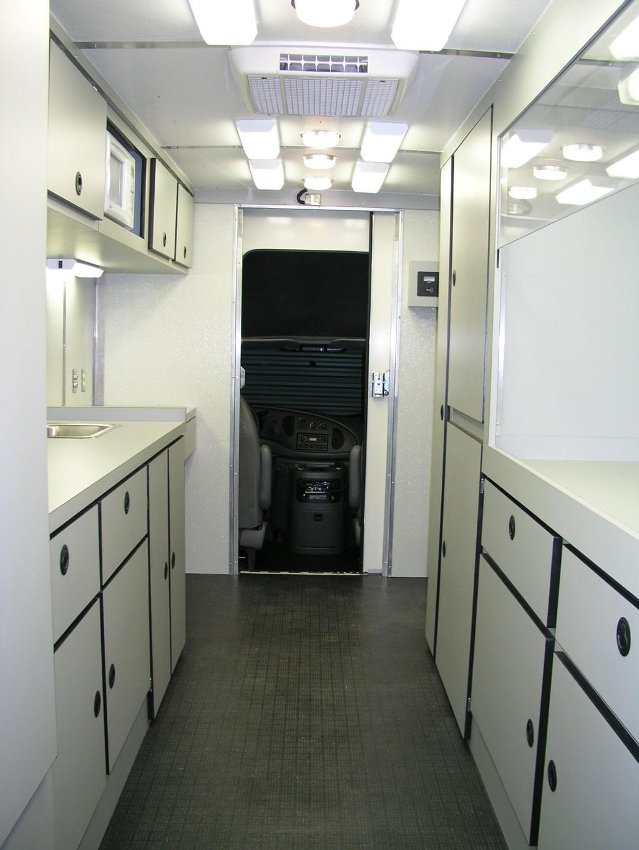 14 Crime Scene Lab American Custom Design Vehicles